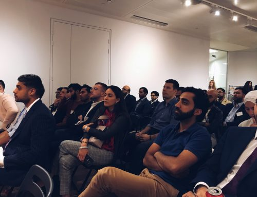 Next pitch event on November 29th at IDEA London